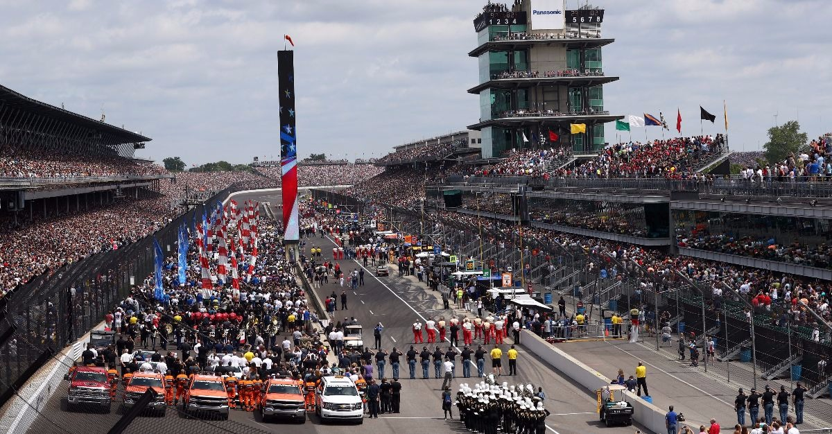 An experience at Indianapolis Motor Speedway can bring grown men to tears