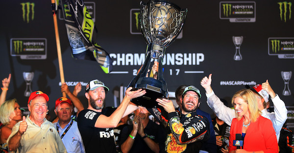 Alt_Driver NASCAR Power Rankings: Preseason top 10