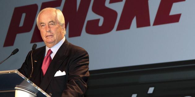 Team Penske announces important sponsorship agreement for 2018 season