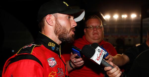 NASCAR team gets great financial news ahead of the 2018 season
