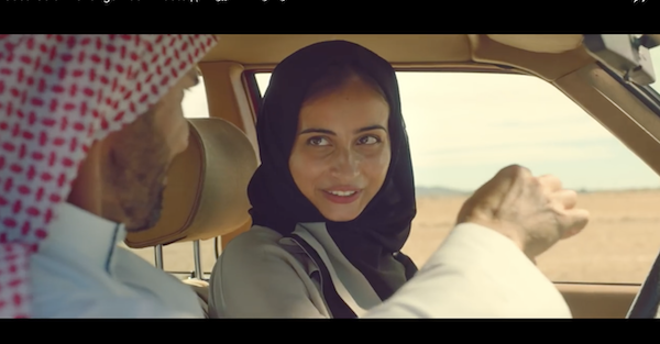 Coke took on women drivers, and the reactions were all too predictable