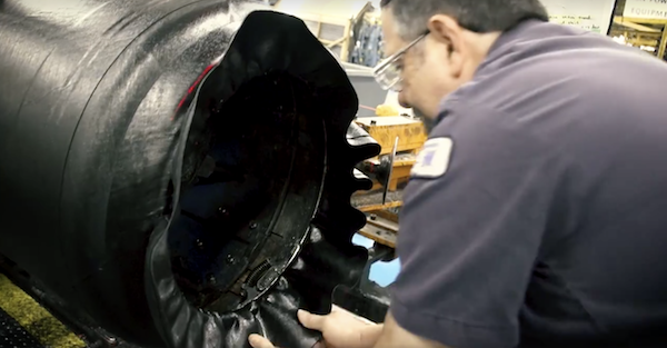 Check out How Each NASCAR Tire Is Made by Hand