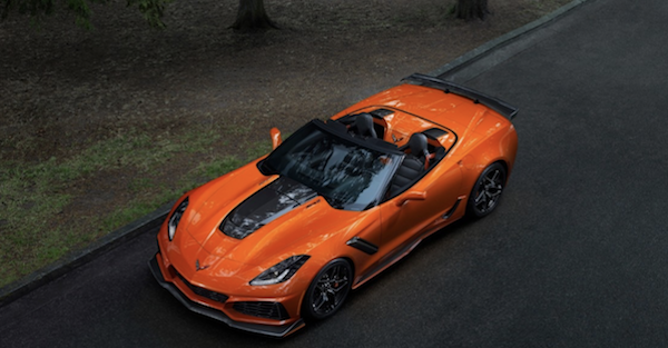 Chevy is taking aim at the big boys with the incredible Corvette ZR1, and the price tag proves it