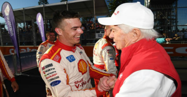 Legendary racing team wins its third title of the year