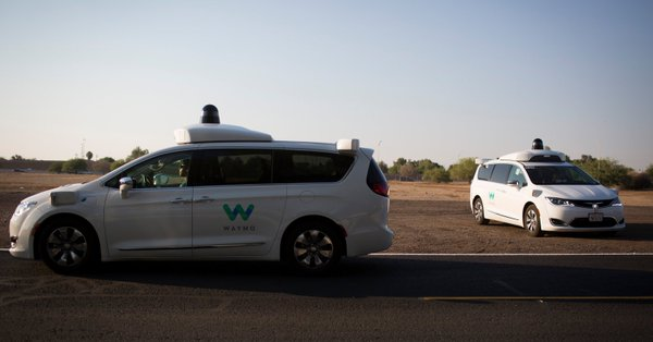Driverless taxis are closer than you think if you live in one particular city