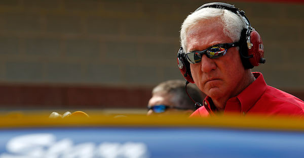 Bob Leavine has a big goal for 2018, and he wants everyone to know it