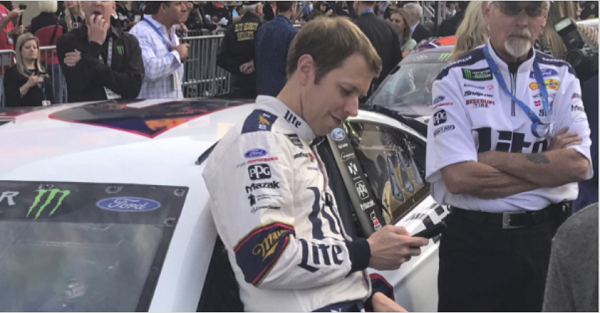 NASCAR drivers read mean quotes about each other, have a hard time figuring out who said what