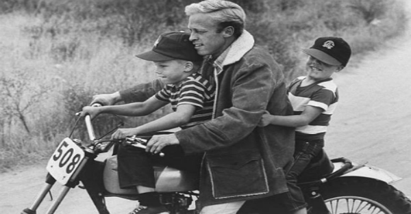 Man who made classic motorcycle documentary has sadly passed away