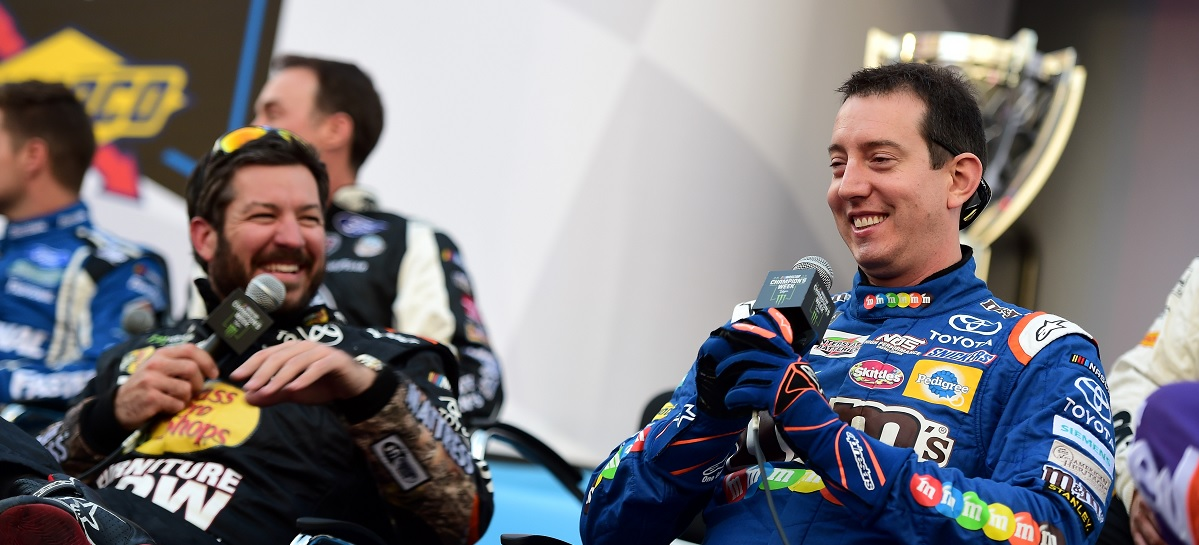 NASCAR champ is on the list to run in Sunday's Snowball Derby