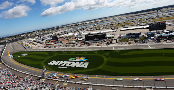 Our first look at the Daytona 500 has our hearts racing