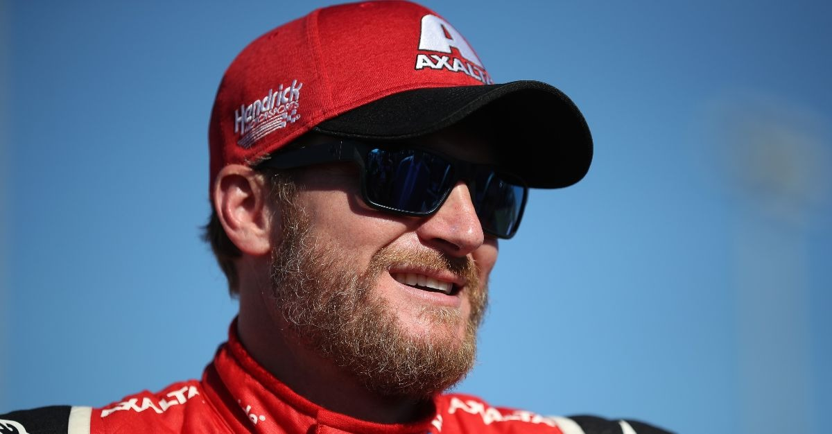 Dale Jr. wants to try another sport, and it has his fans in a frenzy