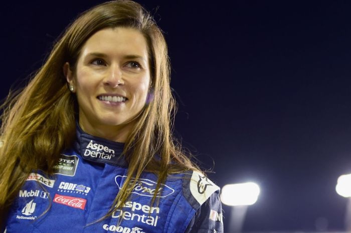 Danica Patrick says she wants a competitive car, but does she have one at Daytona?
