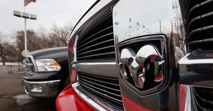 Auto manufacturer recalls nearly 2 million pickups due to safety issue
