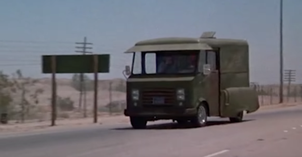 This top ten movie car list takes a hilariously different approach