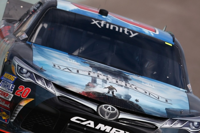 A look back at some of the best Star Wars paint jobs in NASCAR