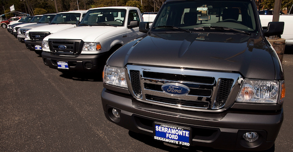 Ford, Mazda, recalling hundreds of thousand of popular pickups over safety issue