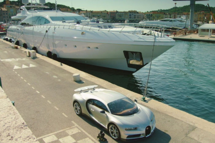 The Grand Tour takes on the Bugatti Chiron, Kia Singer and an Alp