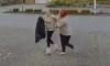granny catches thief