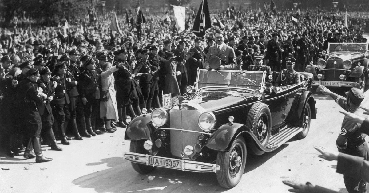 Adolf Hitler's fully restored 1939 Mercedes-Benz is going to auction and could fetch an insane price