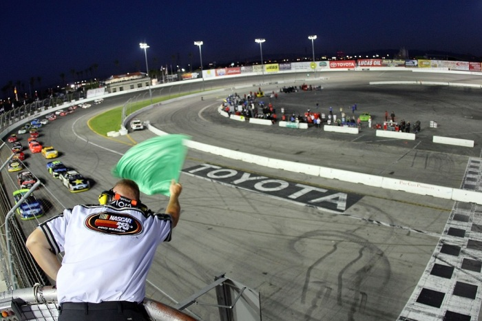 West coast speedway, thought to be on its way out, gets spared the bulldozer