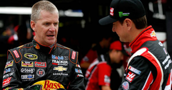 Jeff Burton reflects on the recent passing of a NASCAR great
