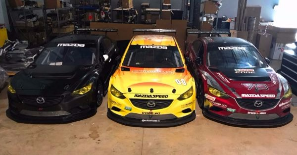 Here are the weirdest things you can buy at a racing team's going out of business sale