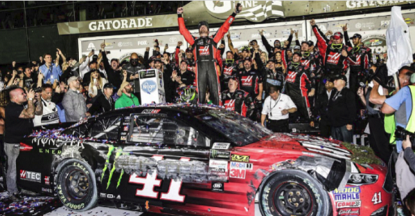Stewart-Haas Racing reportedly set to make major announcement on the future of the No. 41 this week