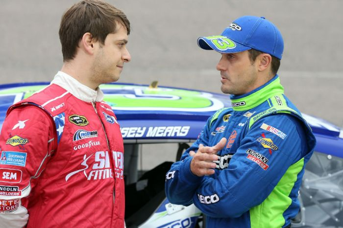 NASCAR driver looks to race part-time this year and race in other series