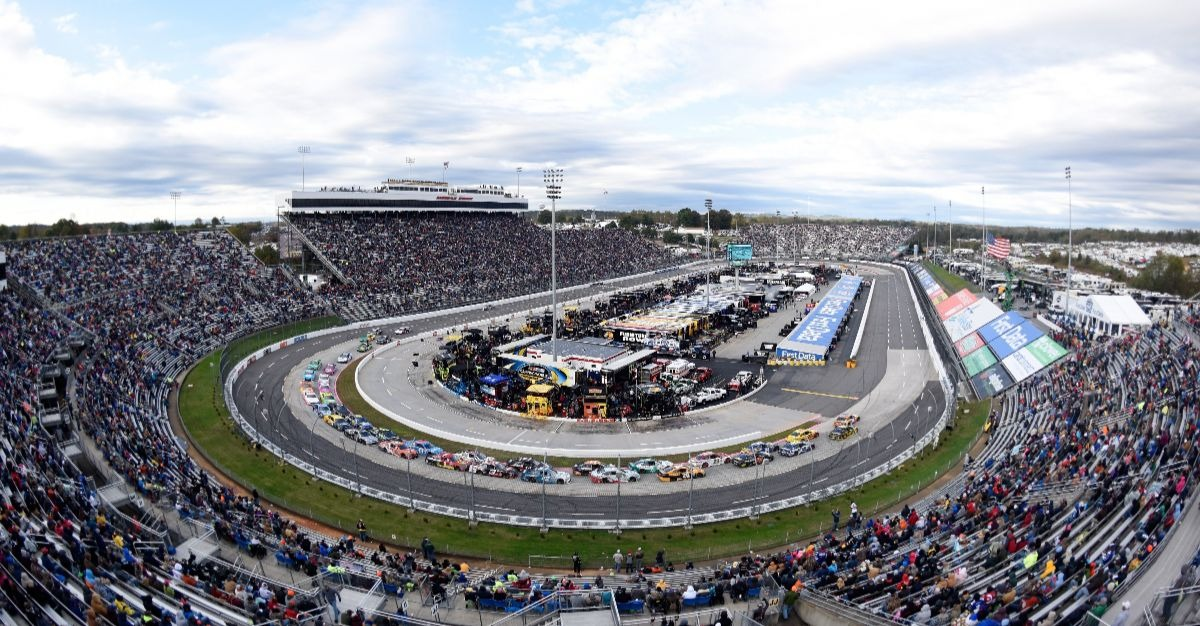 Martinsville Speedway toy drive has the ultimate incentive for donors