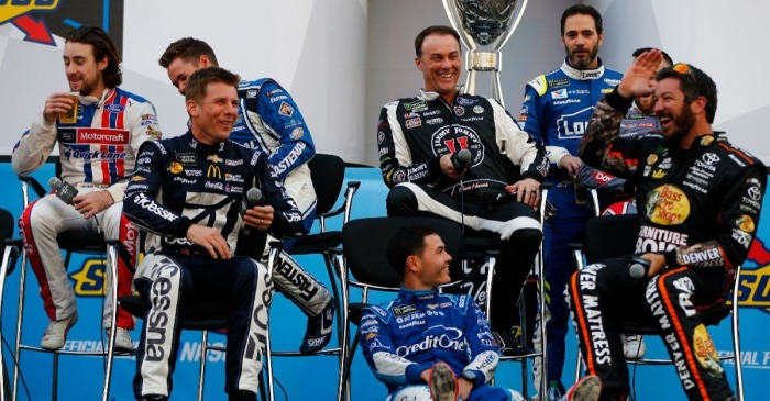 Could NASCAR drivers unionize?