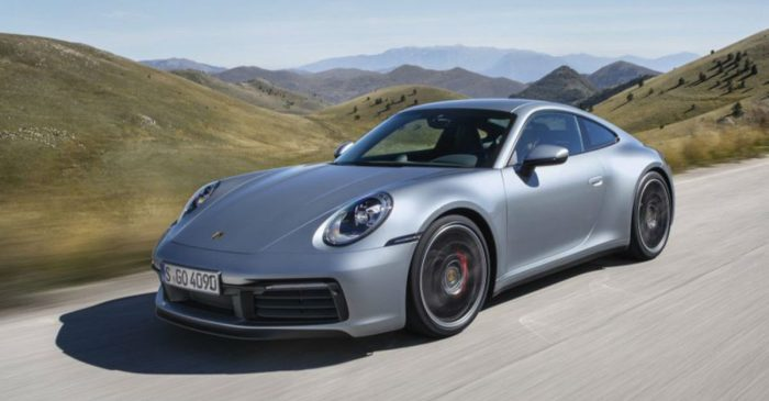 Why Porsche Called Their Iconic Car the 911