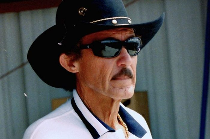 Richard Petty Was Black Flagged 25 Years After His Retirement