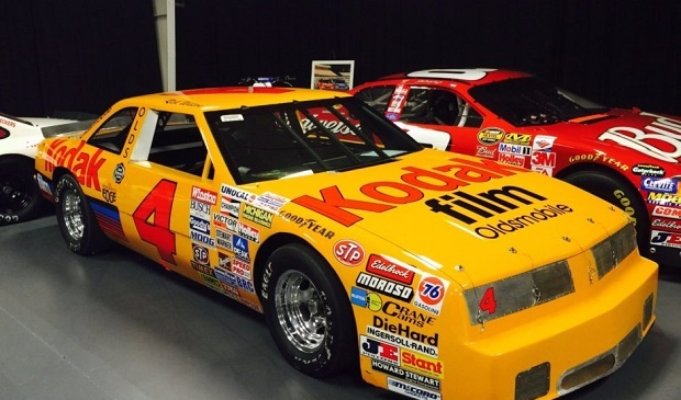Stock car from one of the greatest NASCAR finishes goes up for auction