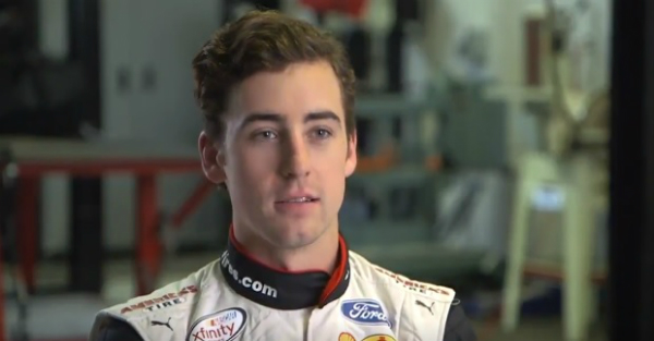 Riding a race car has risks, but here's the one thing Ryan Blaney won't do