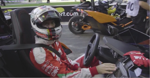 A top driver says everyone should stop whining about the state of the sport