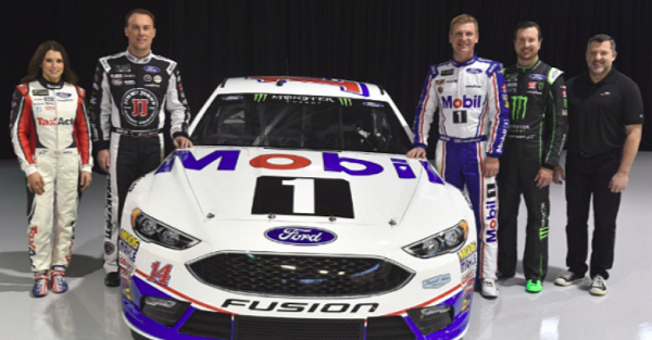 Stewart-Haas Racing, just a day after finalizing its team lineups, makes another major announcement