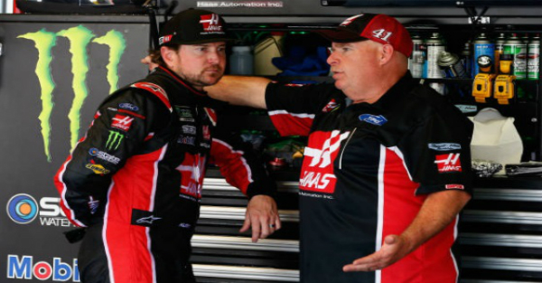NASCAR has kind words for a respected crew chief as he transitions to a new position