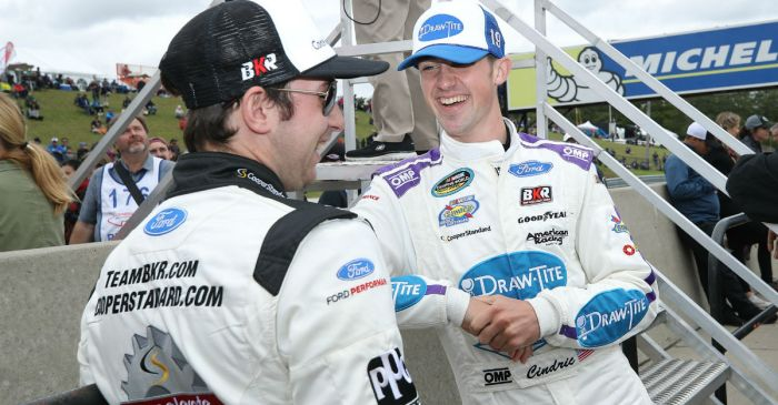 Roush Fenway announces it will field a car to be shared with three promising drivers