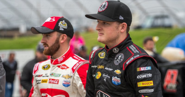 NASCAR team finalizes its driver lineup, and it's a mix of the old and new