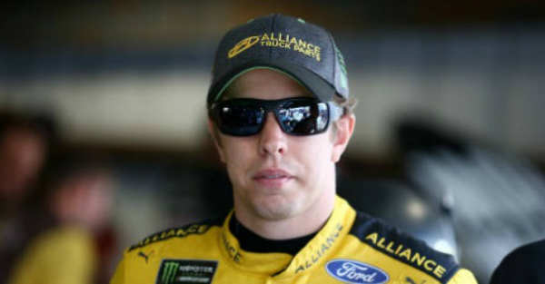 Brad Keselowski made a reasoned comment, and he feels the reaction to it has been 'strange'