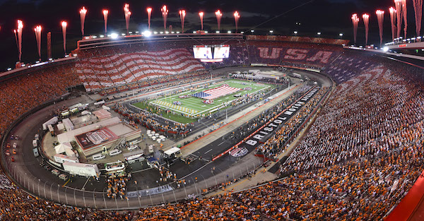 After a special event set records, Bristol Motor Speedway wants to do it again