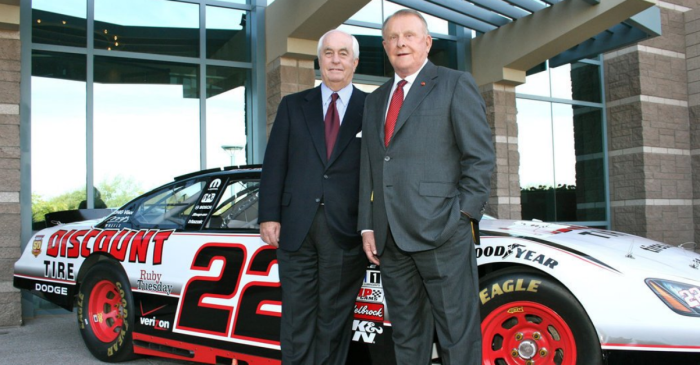 The NASCAR world is in mourning as one of its biggest supporters sadly passes away
