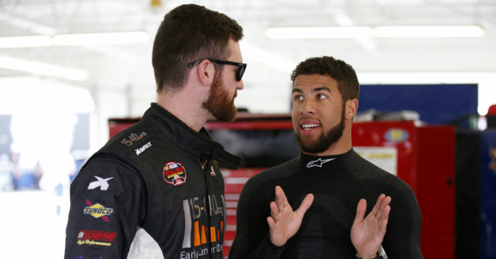 Bubba Wallace shredded another driver over an incident from last season