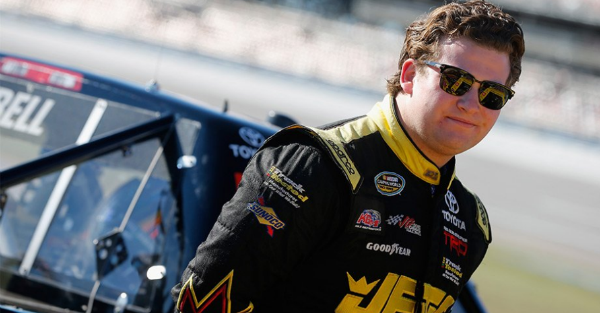 GMS Racing announces it's bringing a former series champion to its truck team