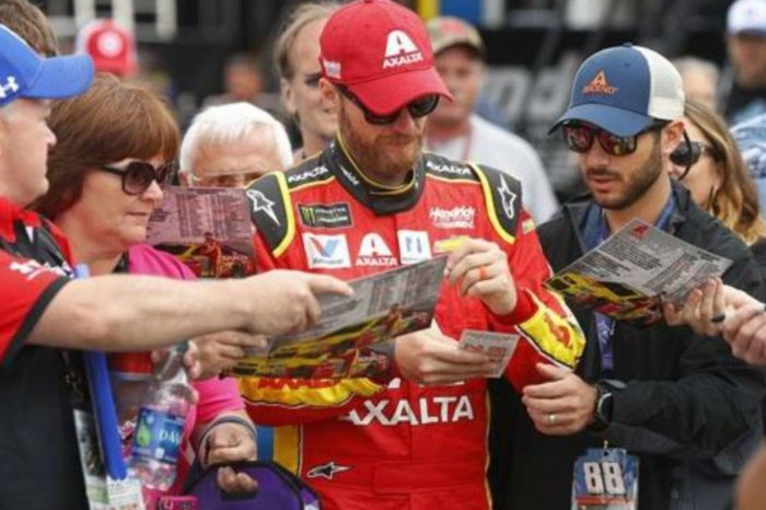Dale Jr. Got His First Job Because of a Speeding Ticket