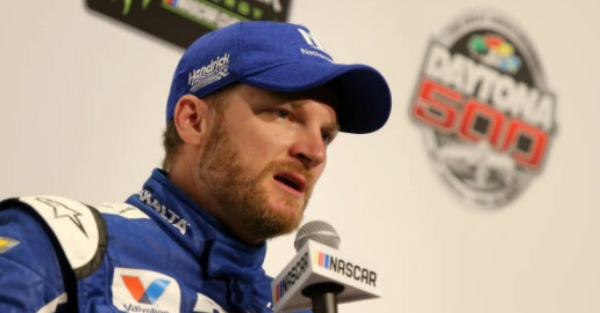 With one tweet, Dale Jr. comes out in support of an issue that hits close to home