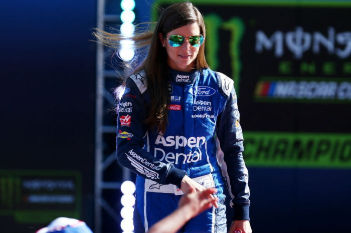 Danica Patrick makes blockbuster announcement about her 2018 racing plans