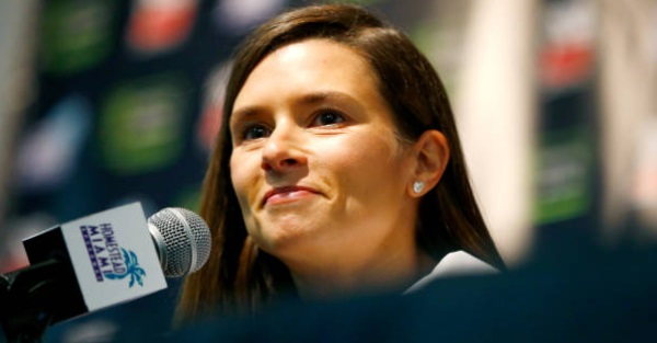 Is Danica Patrick fully committed to the Daytona 500?