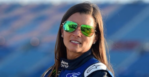 Danica Patrick says the media actually plays an important role in her life