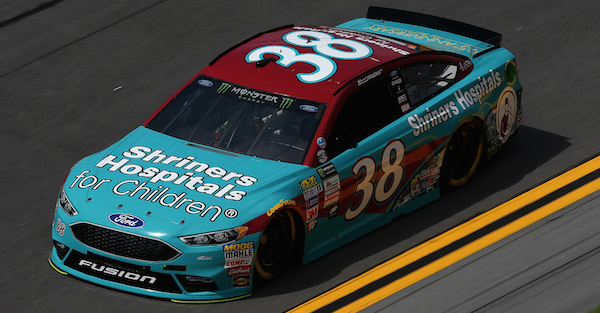 Front Row Motorsports locks up a sponsor that brought them good luck